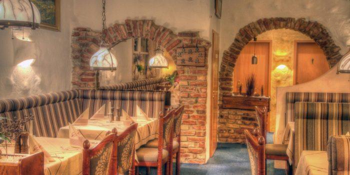 Innenaufnahme vom Steak Restaurant Lindenhof